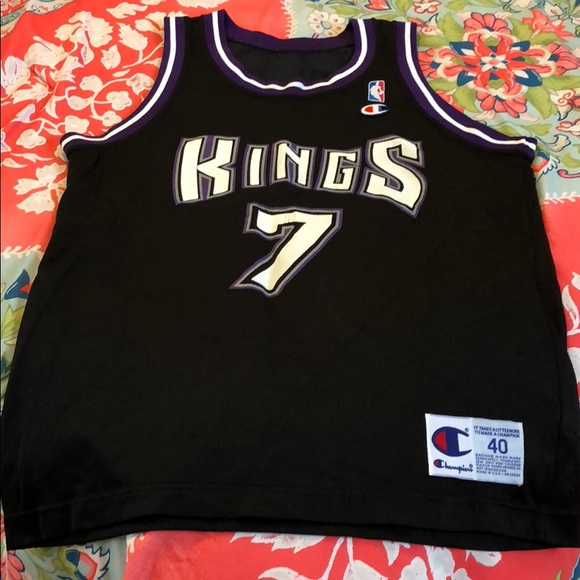 3a097820fe99 Champion Other - Vintage Champion Bobby Hurley Kings Jersey